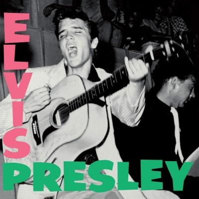 Elvis Presley (カラーヴァイナル仕様/180グラム重量盤レコード/waxtime in color)