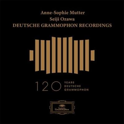 アンネ=ゾフィー・ムター&小澤征爾 ドイツ・グラモフォン録音集(10CD)