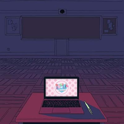 ドキドキ文芸部!Doki Doki Literature Club オリジナルサウンドトラック (レッドスモーク・カラーヴァイナル仕様/アナログレコード/Iam8bit)