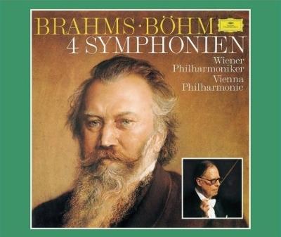 交響曲全集、悲劇的序曲、ハイドンの主題による変奏曲、アルト・ラプソディ カール・ベーム&ウィーン・フィル、クリスタ・ルートヴィヒ(3SACD)(シングルレイヤー)