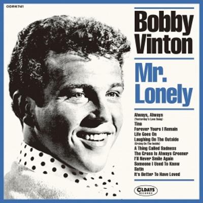Mr.Lonely <紙ジャケット>