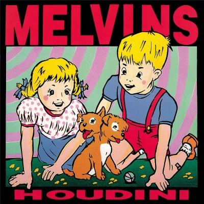 Houdini (180グラム重量盤レコード/Music On Vinyl)