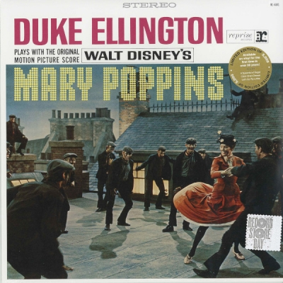 Plays With The Original Motion Picture Score Mary Poppins【2018 RECORD STORE DAY BLACK FRIDAY 限定盤】(アナログレコード)