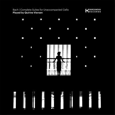 無伴奏チェロ組曲:クヴェリーヌ・フィエルセン(チェロ) (3枚組/180グラム重量盤レコード/Music On Vinyl Classical)
