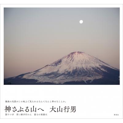 神さぶる山へ 語りつぎ言い継ぎ行かん富士の高嶺は