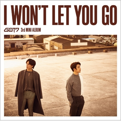 I WON'T LET YOU GO 【初回生産限定盤D】 <ジニョン & ユギョム ユニット盤> (+DVD)
