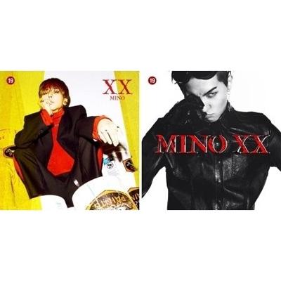 1st Solo Album: XX (ランダムカバー・バージョン)