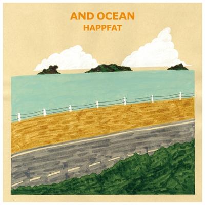 AND OCEAN (7インチシングルレコード+CD-R)