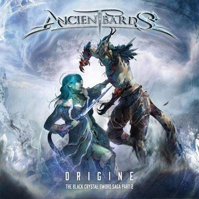 Origine -The Black Crystal Sword Saga Part2