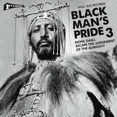Soul Jazz Records Presents / Studio One Black Man's Pride 3 (2枚組アナログレコード/Soul Jazz)