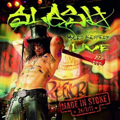 Made In Stoke 24/7/11 (3枚組アナログレコード/earMusic)