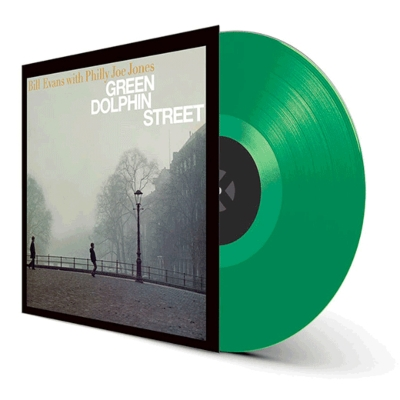 Green Dolphin Street (カラーヴァイナル仕様/180グラム重量盤レコード/waxtime in color)