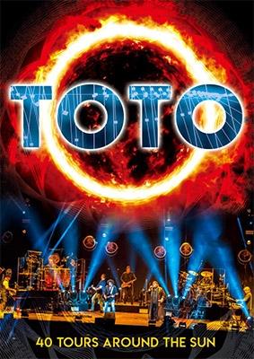 デビュー40周年記念ライヴ〜40ツアーズ・アラウンド・ザ・サン 【初回限定盤】 (Blu-ray+2CD)
