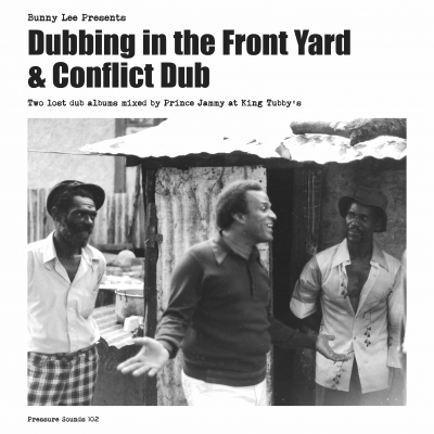 Dubbing in the Front Yard & Conflict Dub (2枚組アナログレコード)