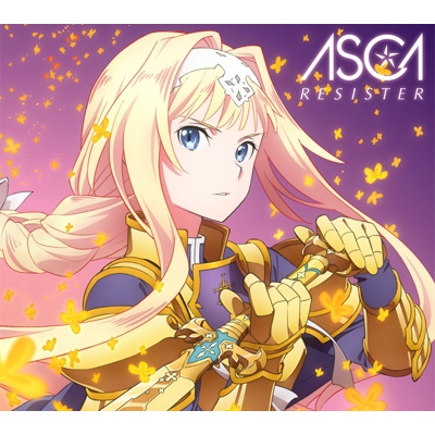 RESISTER 【期間生産限定盤】(+DVD)