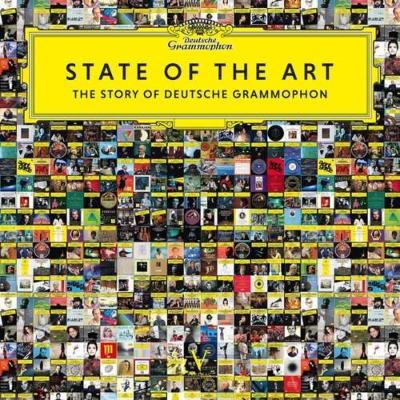 ドイツ・グラモフォンの歴史:State of the Art (アナログレコード+本(英・ドイツ語版)/Deutsche Grammophon)