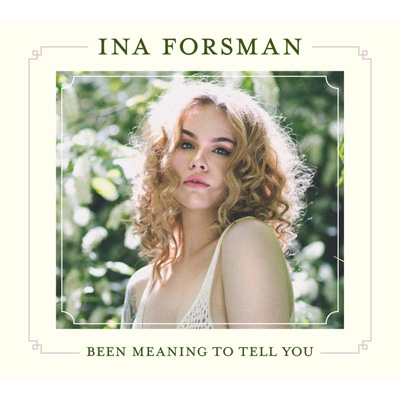 been meaning to tell you ina forsman hmv books online bsmf2644