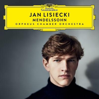 ピアノ協奏曲第1番、第2番、厳格な変奏曲、『ヴェネツィアの舟歌 第1』、他 ヤン・リシエツキ、オルフェウス室内管弦楽団