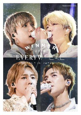 WINNER 2018 EVERYWHERE TOUR IN JAPAN (2DVD)