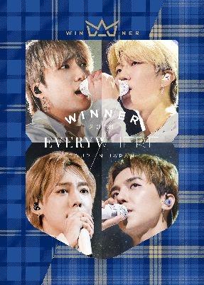 WINNER 2018 EVERYWHERE TOUR IN JAPAN (3Blu-ray+CD)