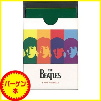 【バーゲン本】 The Beatles 1964 3 Mini Journals