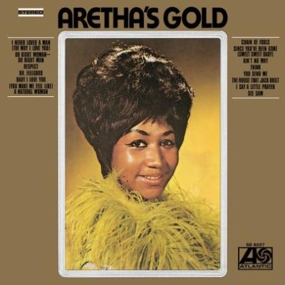 Aretha's Gold【Start Your Ear Off Right 2019 限定盤】(ゴールド・ヴァイナル仕様/アナログレコード/Rhino)