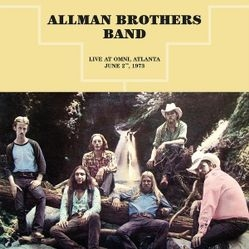 Live At Omni, Atlanta, June 2nd, 1973 (アナログレコード/DBQB)