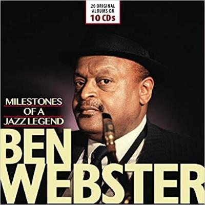Milestones Of A Jazzlegend (10CD)