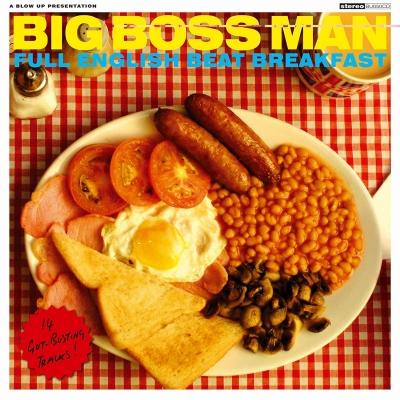 Full English Beat Breakfast (アナログレコード)