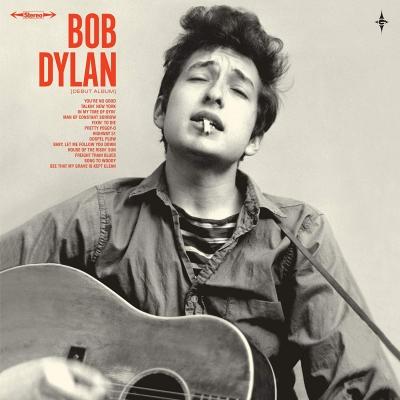 Bob Dylan's Debut Album (7インチシングル付/180グラム重量盤レコード/Glamourama)