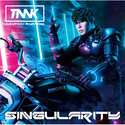 SINGularity 【初回生産限定盤】(+DVD)