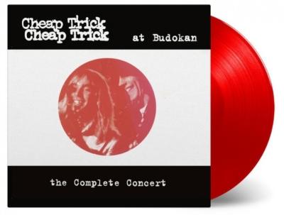 チープ・トリックの伝説の武道館ライブがカラー盤LPで登場