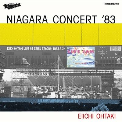 NIAGARA CONCERT '83
