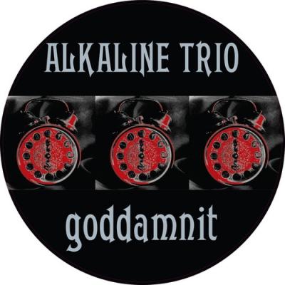 Goddamnit 20周年記念盤 (ピクチャー仕様/アナログレコード/Asian Man)