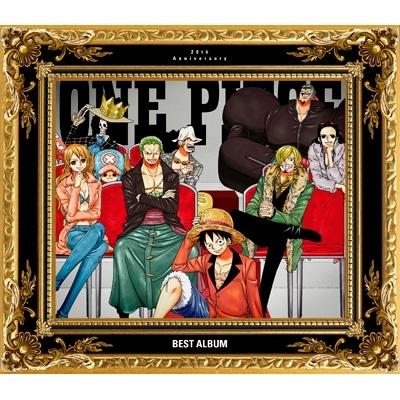 ONE PIECE 20th Anniversary BEST ALBUM 【初回限定豪華版】(+Blu-ray)