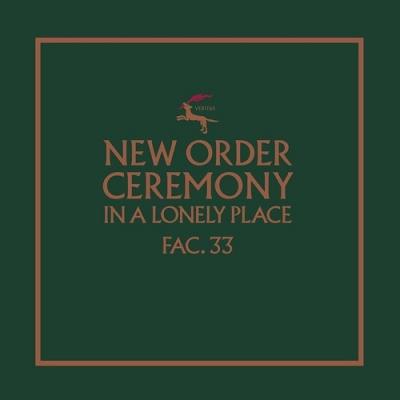 ニューオーダーの4枚の初期シングルレコードが再発