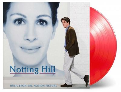 映画「ノッティングヒルの恋人」が1500枚限定でカラー盤LPで登場