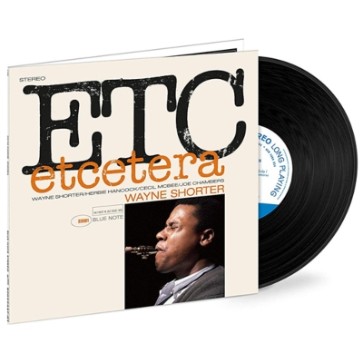Etcetera (高音質盤/180グラム重量盤レコード/Tone Poets)