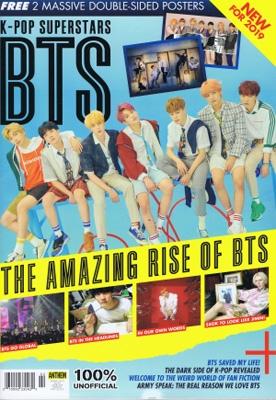 K-Pop Superstars #2 -BTS