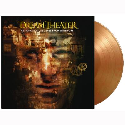 ドリーム・シアター1999年作「Metropolis Part 2」20周年記念盤がカラーLPで登場