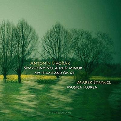 交響曲第4番、序曲『わが故郷』 マレク・シュトリンツル&ムジカ・フロレア