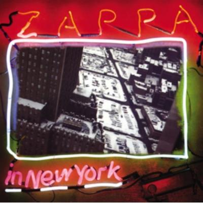 Zappa In New York 40周年記念盤LP
