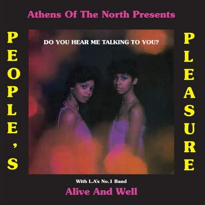 Do You Hear Me Talking To You? (アナログレコード/Athens of the North)