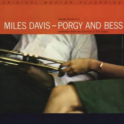 Porgy And Bess (高音質盤/45回転/2枚組/180グラム重量盤レコード/Mobile Fidelity)