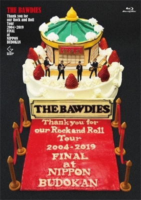 Thank you for our Rock and Roll Tour 2004-2019 FINAL at 日本武道館 【初回限定盤】(Blu-ray)