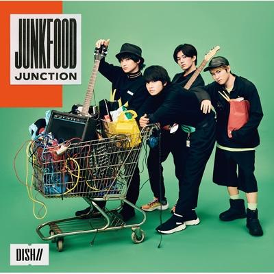 Junkfood Junction 【初回生産限定盤A】(+DVD)