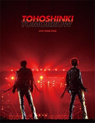 東方神起 LIVE TOUR 2018 〜TOMORROW〜【初回生産限定盤】 (DVD+写真集)