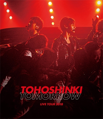 東方神起 LIVE TOUR 2018 〜TOMORROW〜(Blu-ray)