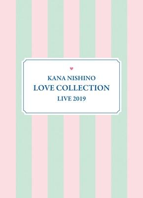 Kana Nishino Love Collection Live 2019 【完全生産限定盤】(2Blu-ray+グッズ)