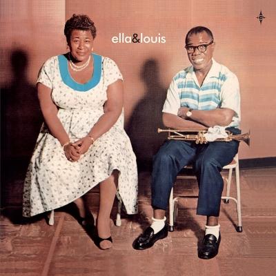Ella & Louis (7インチシングル付/180グラム重量盤レコード/Glamourama)